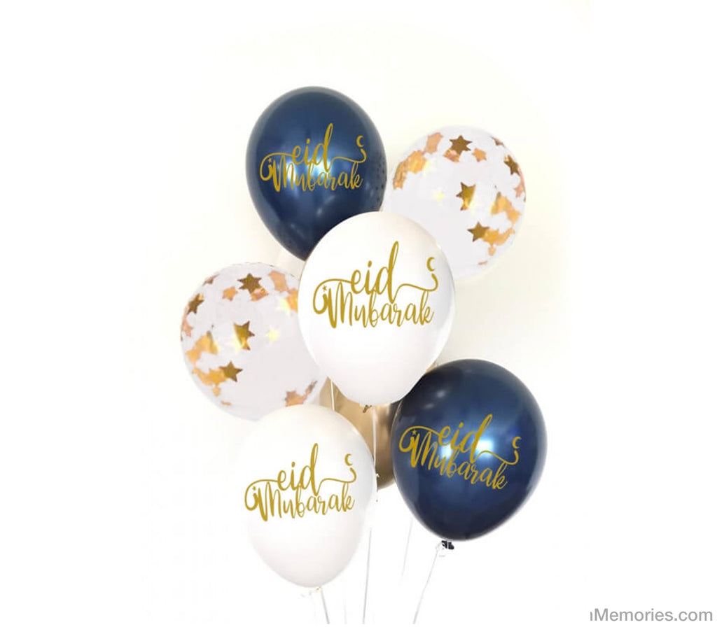 Eid Balloon Set Celestial