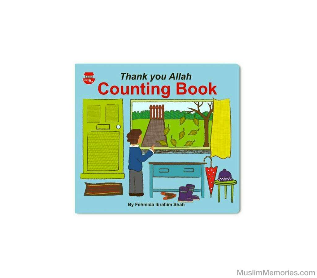 Thank you Allah: Counting Book