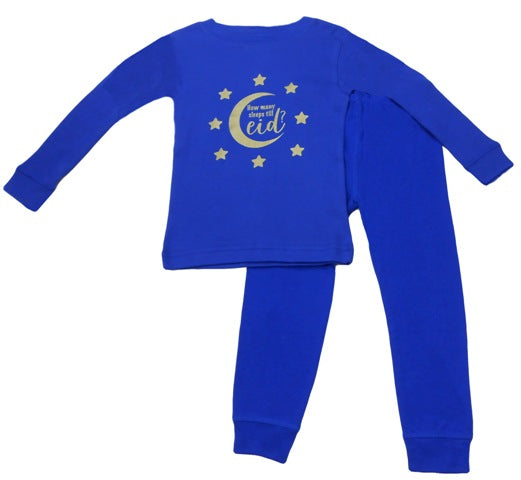 How Many Sleeps till Eid Set - Toddler (Multiple Colors)