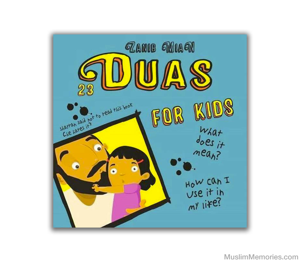 "Zainib Mian ""Duas"" For Kids"