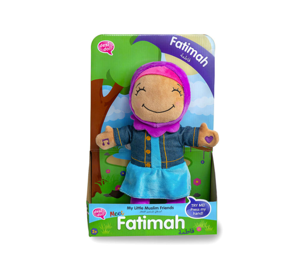 Fatimah – My Little Muslim Friends - Muslim Memories
