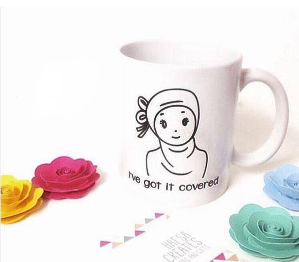 I've Got It Covered Mug - Muslim Memories