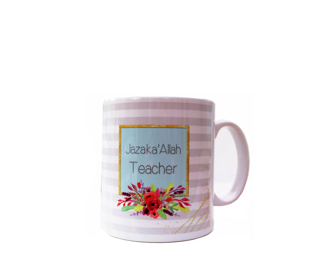 Jazaka'Allah Teacher