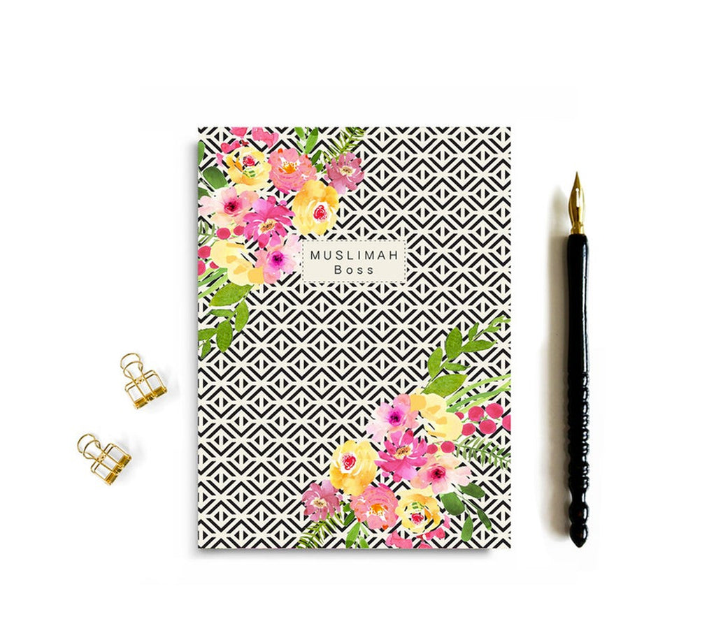 Muslimah Boss Notebook - Muslim Memories