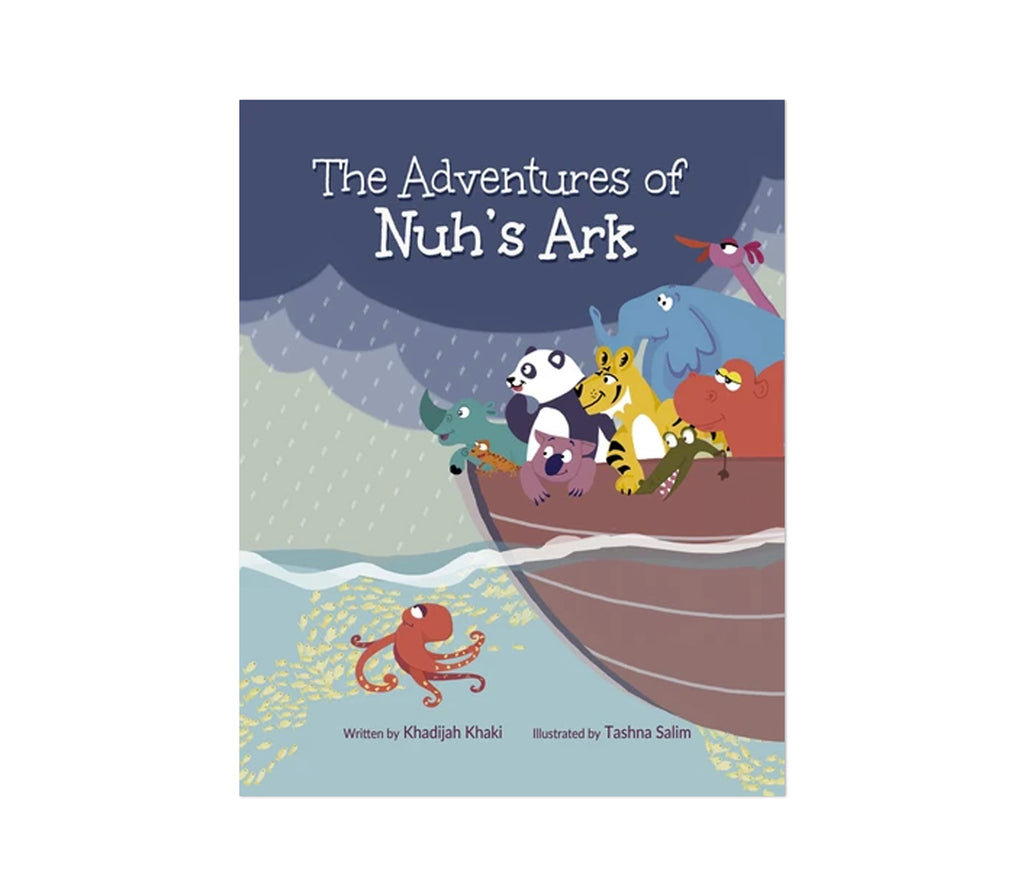 The Adventure of Nuh's Ark