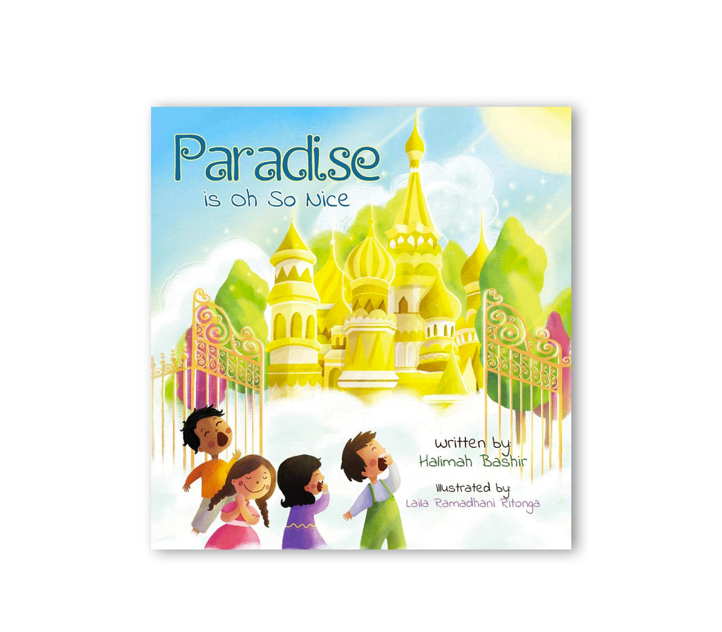 Paradise is Oh So Nice: Islamic Edition
