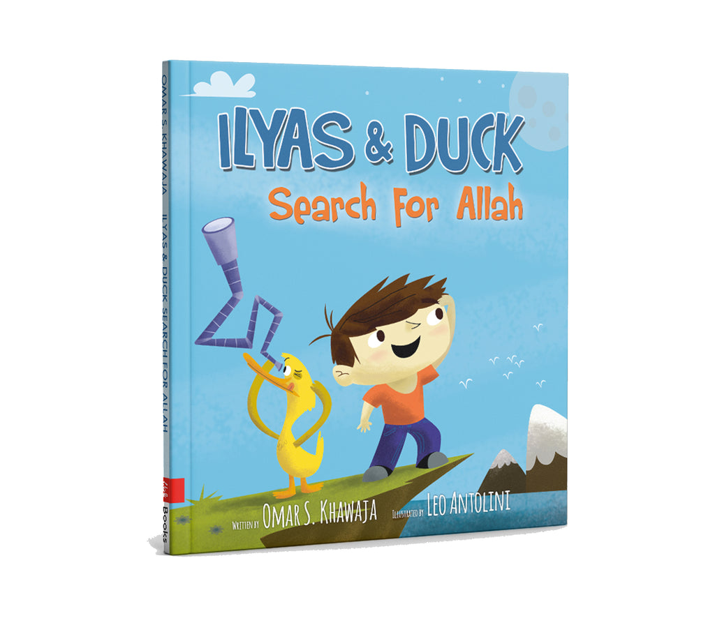 Ilyas & Duck - Search for Allah - Muslim Memories