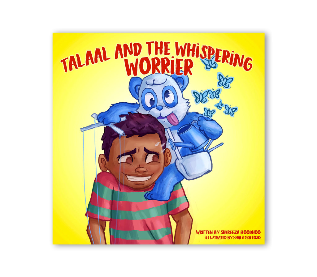 Talaal and the Whispering Worrier - Muslim Memories