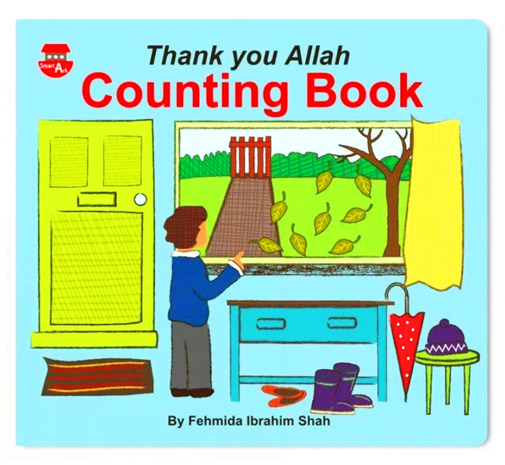Thank you Allah: Counting Book - Muslim Memories