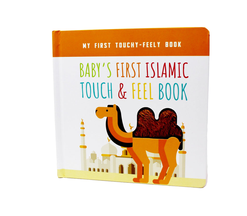 Baby's First Islamic Touch and Feel Book - Muslim Memories