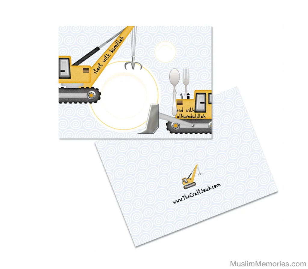 Tractor Placemat