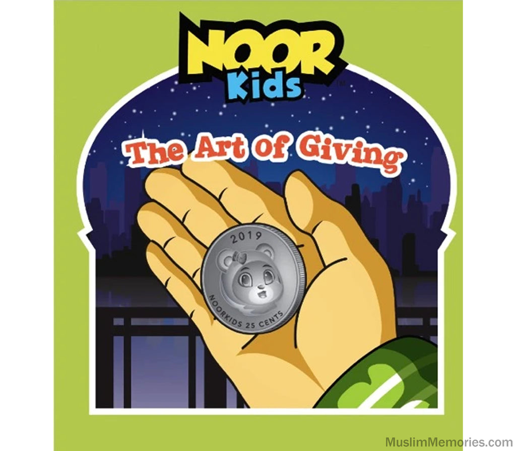 Noor Kids- The Art of Giving