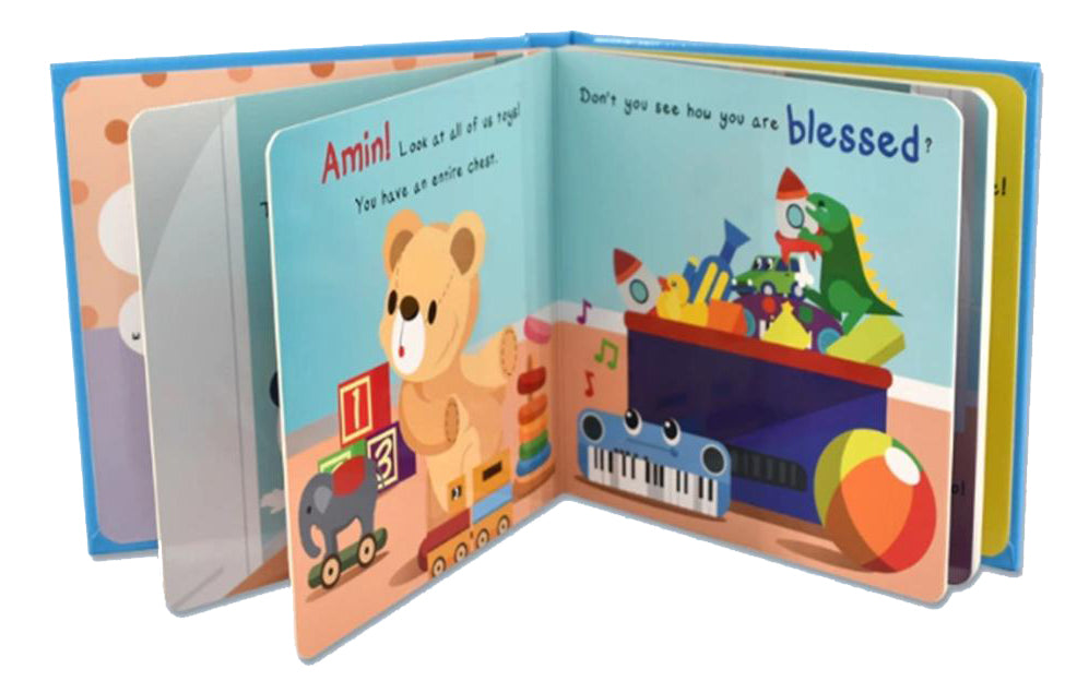 Noor Kids- Blessed for Teddy