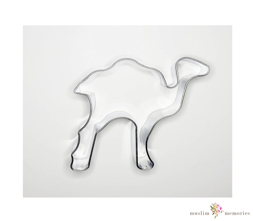 Camel Shaped Cookie Cutter