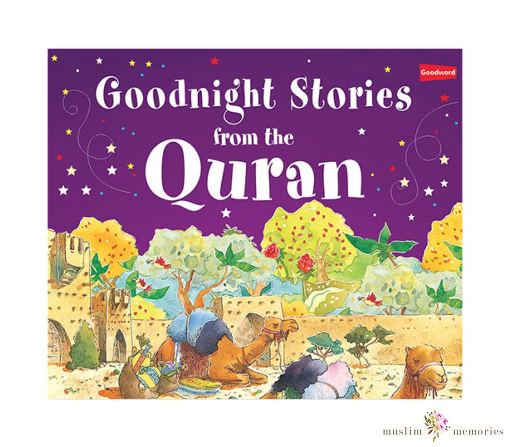 Goodnight Stories from the Quran (Hardcover)