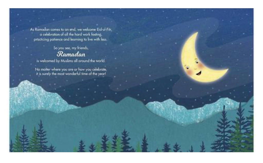 Ramadan Around The World Hardcover Book