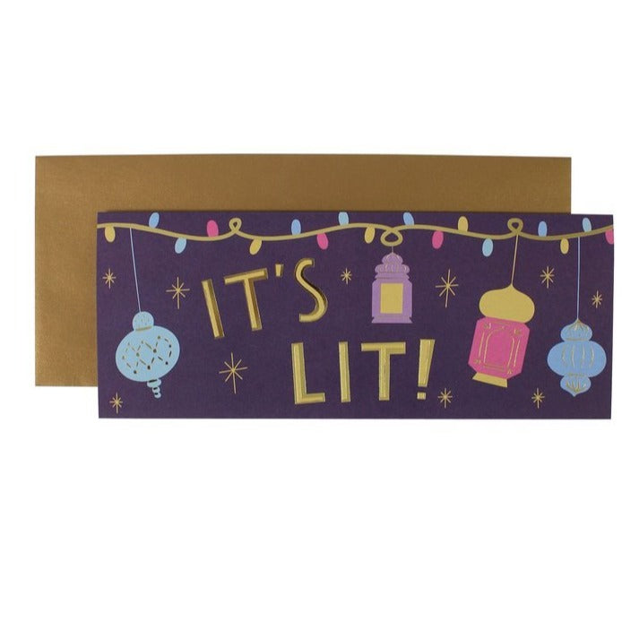 It's Lit Card- Set of 6