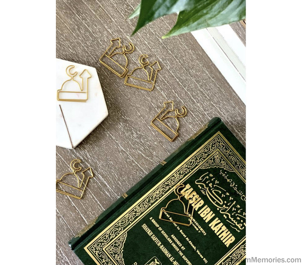 Masjid Paperclips (set of 5)