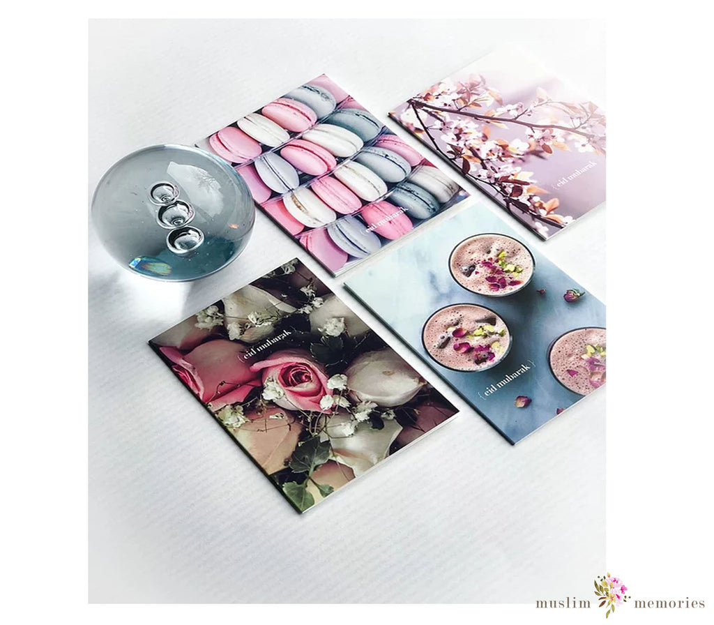 'Pastel Pretties' Eid Cards Multipack