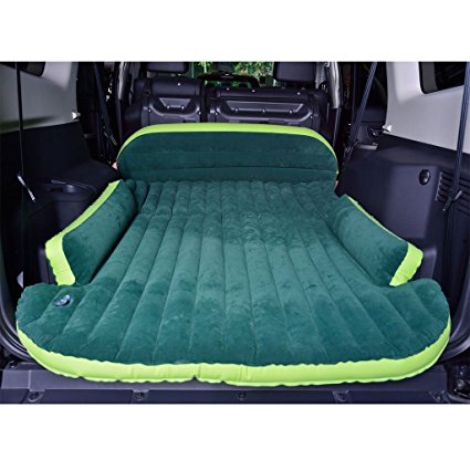 Universal Truck/SUV Bed Air Mattress With Electric Pump - Grizzly Gear Co.