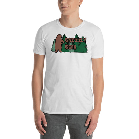 Short-Sleeve Unisex T-Shirt - Grizzly Gear Co.