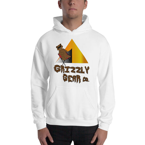 Grizzly Hooded Sweatshirt Hoodie - Grizzly Gear Co.