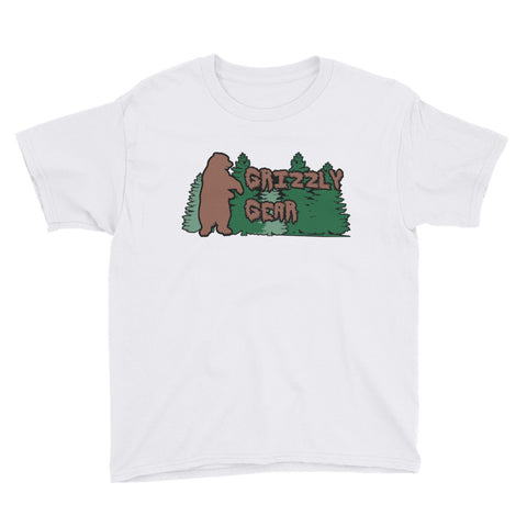 Youth Short Sleeve T-Shirt - Grizzly Gear Co.