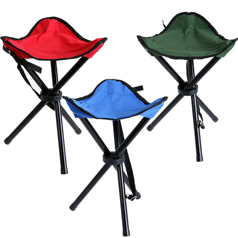 Mini Foldable Tripod Chair - Grizzly Gear Co.