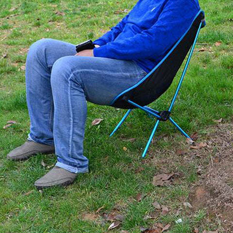 Lightweight Folding Chair - Grizzly Gear Co.