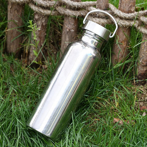 Vacuum Insulated Stainless Steel Thermos Bottle - Grizzly Gear Co.