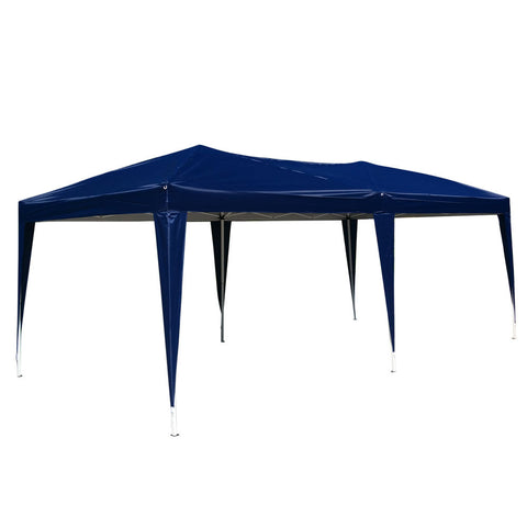 10'x 20' Easy Pop Up Gazebo Canopy Tent - Grizzly Gear Co.