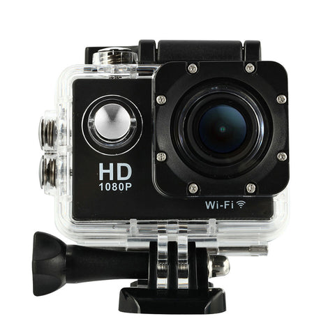 Grizzly Gear™ 1080p HD Waterproof Action Camera with Wifi Connectivity