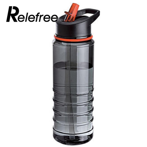 relefree 750ML Flip Tritan Bottle Nature Hike or Camping High Quality Hydroflask