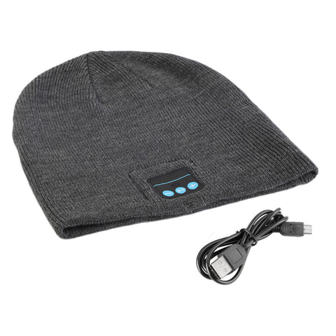 Grizzly Gear™ Bluetooth Beanie Wireless Headphones