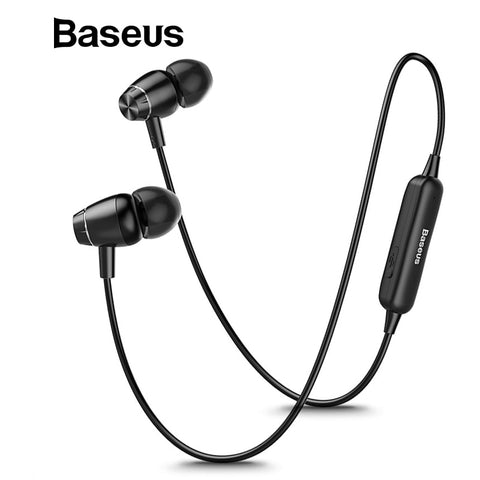 Water Resistant Wireless Bluetooth Earbuds/Headphones with Microphone