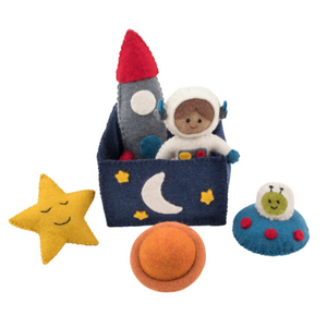 Outer space play set
