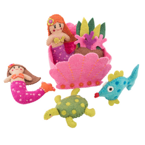 Mermaid Play Set