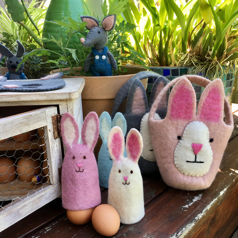 Bunny Egg Cosies Easter