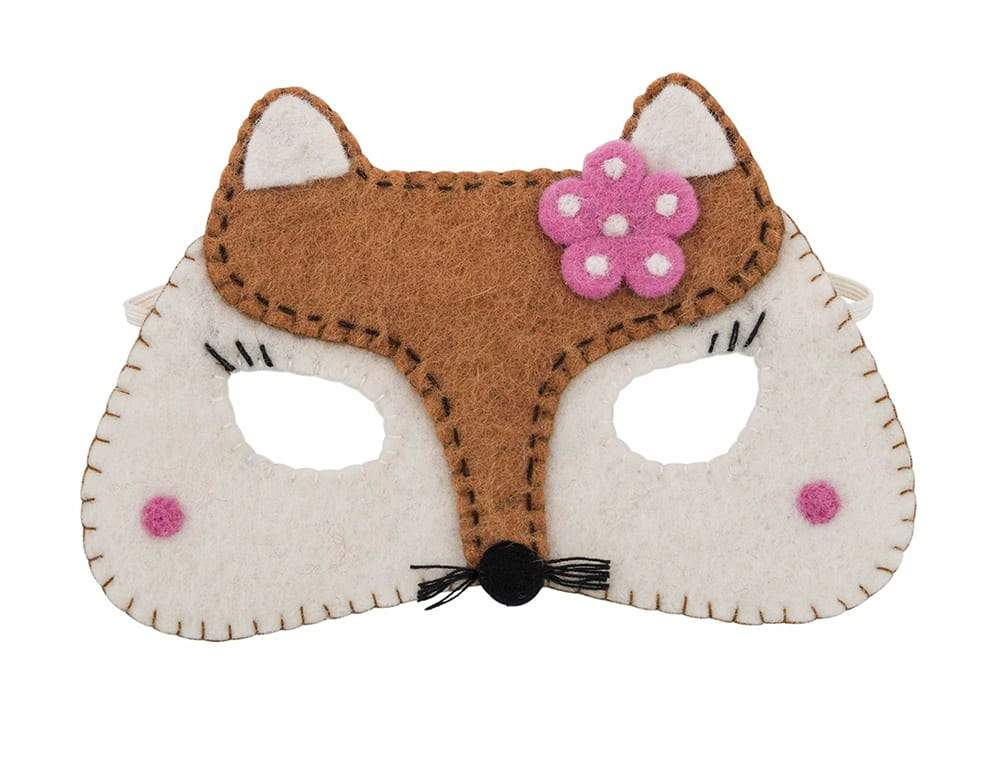 Purchase Fox Girl Mask With High Quality Online | Pashom