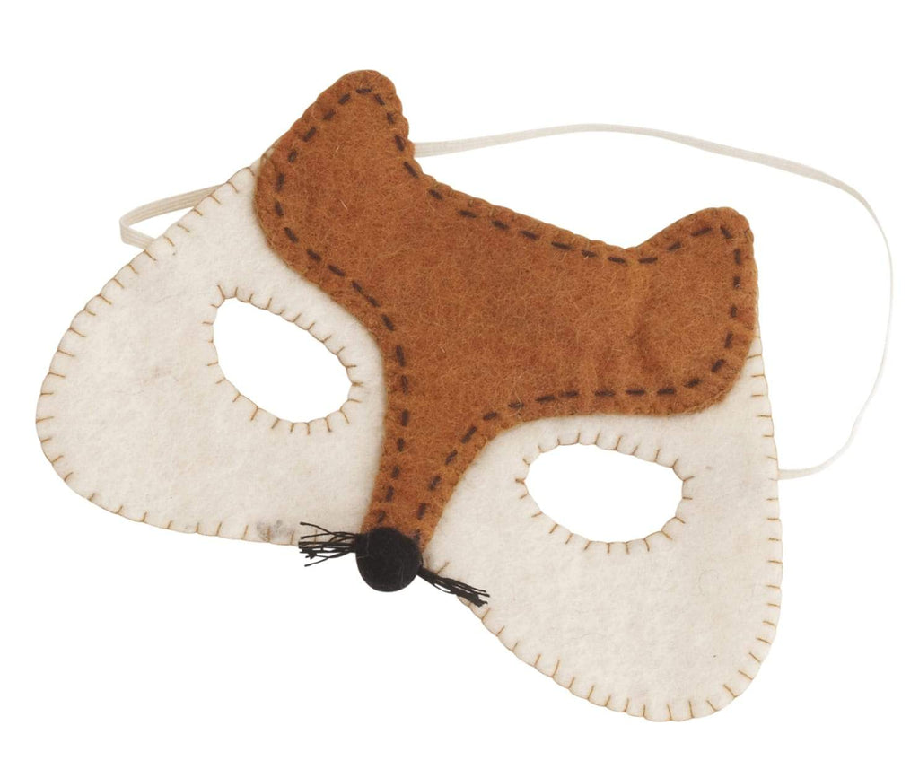 Gracefully Designed Fox Mask for Gift | Pashom