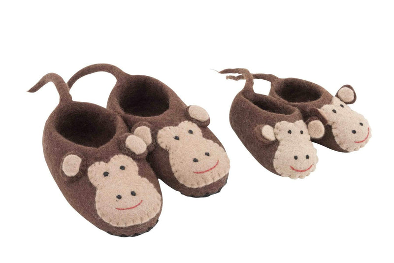 Online Big Deals For Monkey Slippers for Kids | Pashom