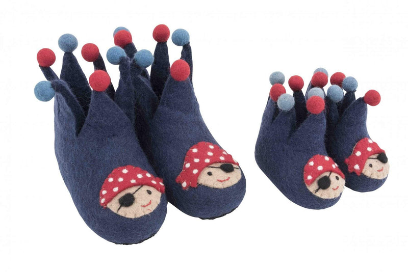 Fun Pirate shoes slippers