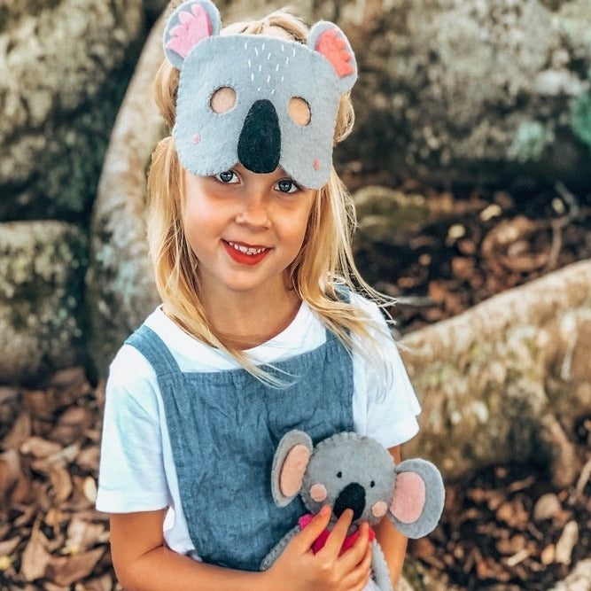 Koala Cute Eye Mask