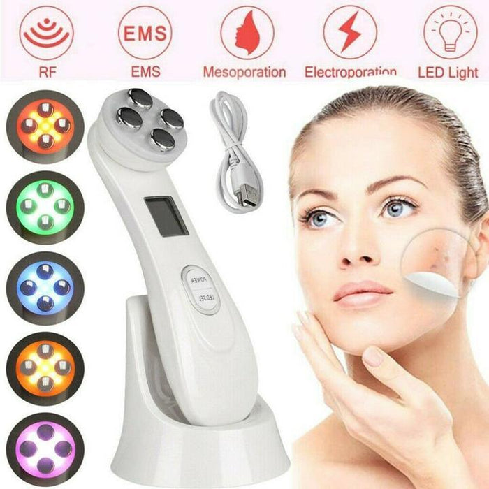 LED Skin tightening wand
