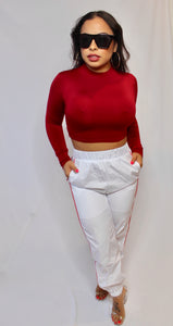 Love yours long sleeve crop top