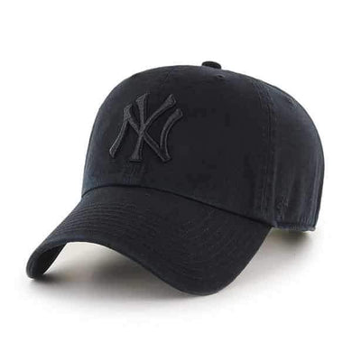 '47 Brand New York Yankees Clean Up Hat - Black - City Limit NY