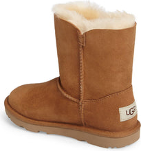 Load image into Gallery viewer, Bailey Button II Water Resistant Genuine Shearling Boot Toddlers