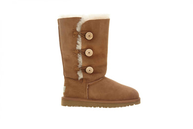 Ugg Bailey Button Triplet Boots Little Kids Style : 1962K - City Limit NY
