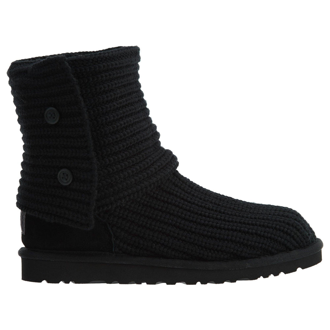 Ugg Cardy Boots Big Kids Black - City Limit NY