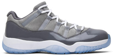 Air Jordan 11 Retro Low 'Cool Grey'